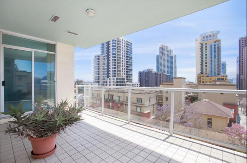 Cortez Hill - 850 Beech Street #614 San Diego, CA 92101